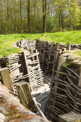 WW1Trenches © | Dreamstime.com