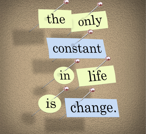 Change is a Constant
